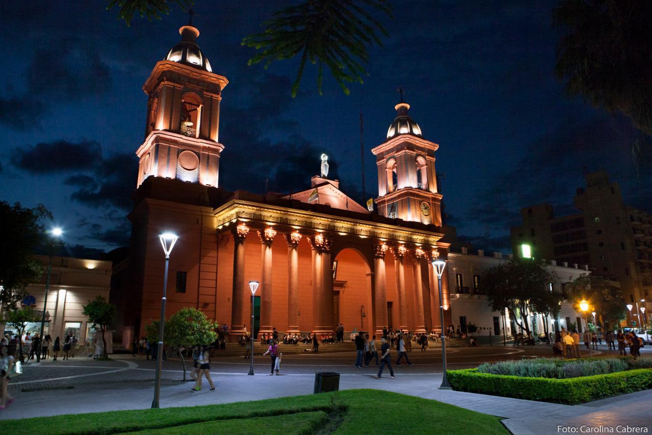Catedral Basilica Catamarca