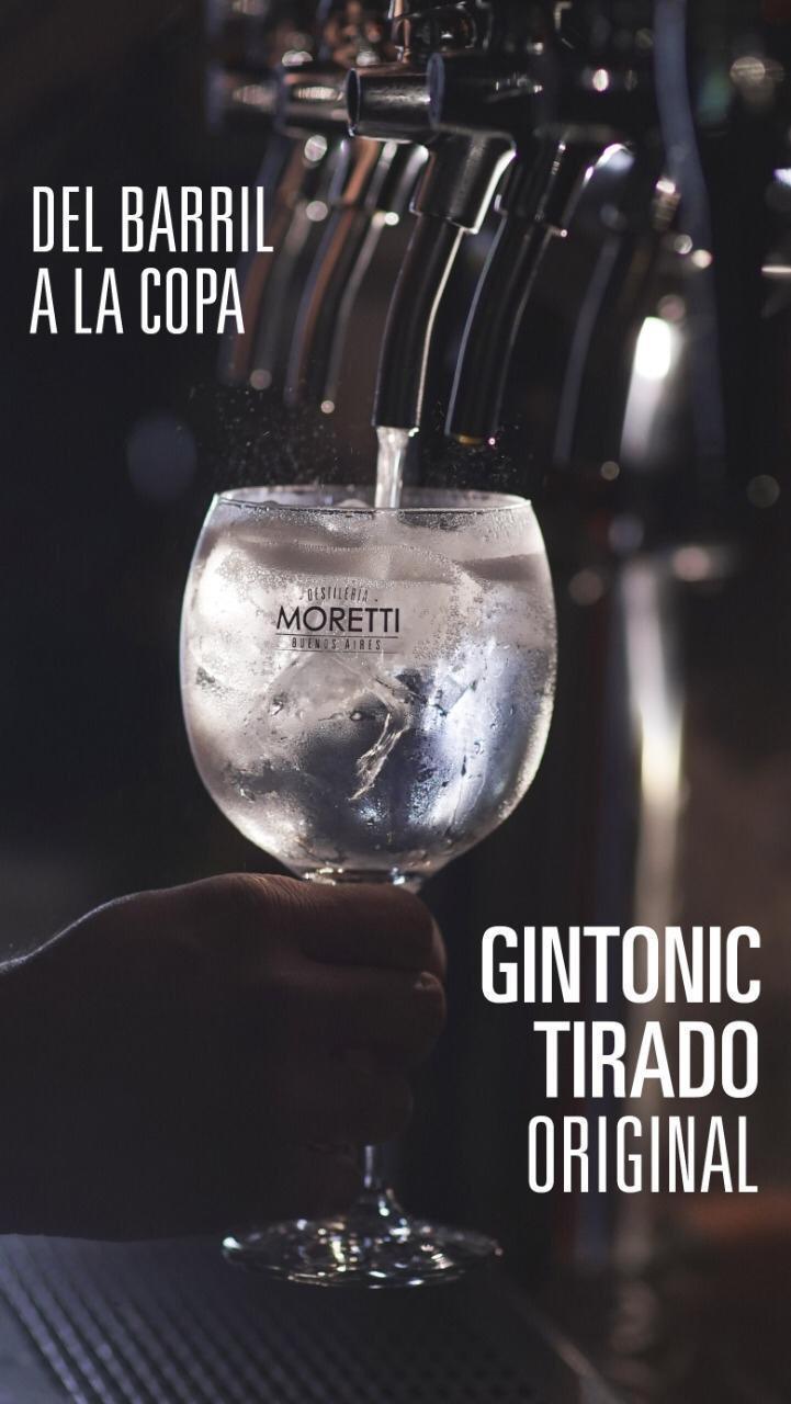 Gin tonic tirado 4