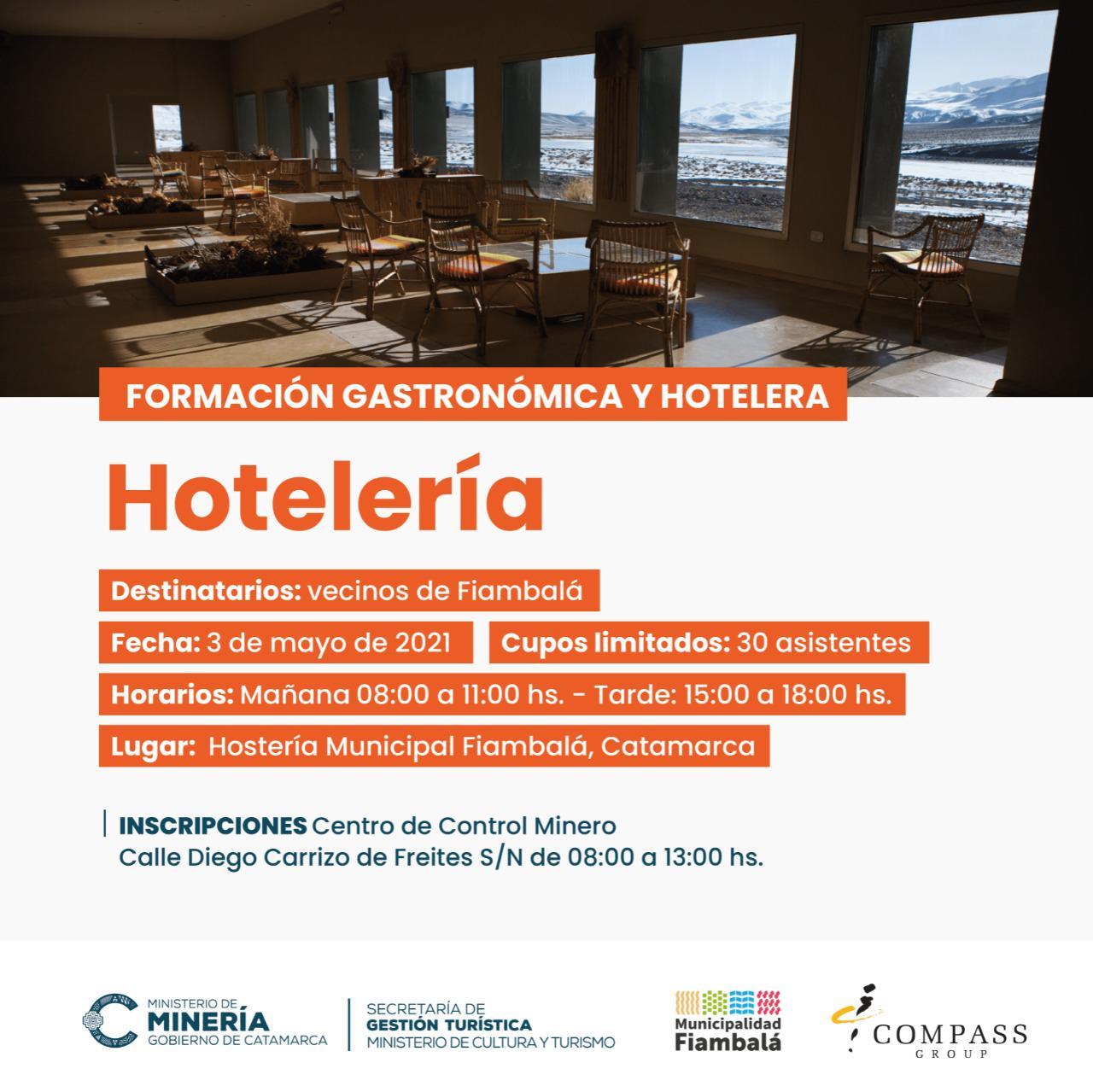 Hotelería Fiambalá
