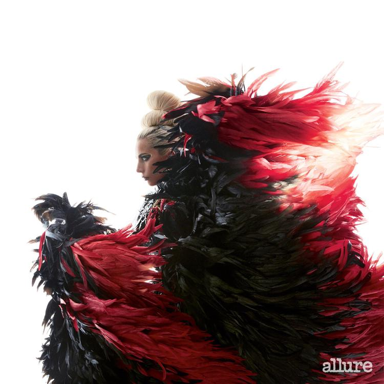 Lady Gaga Allure 1