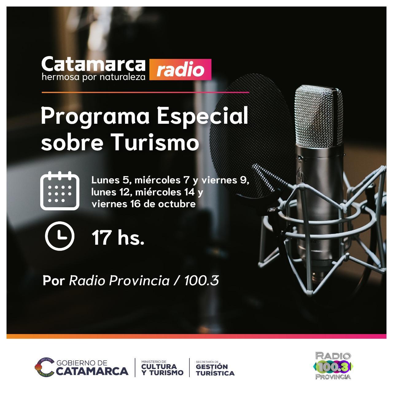 Catamarca Turismo Radio